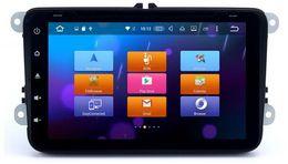 Wholesale Golf Navi - 8-Core Android 6.0 8INCH Car Dvd Gps Navi Audio for VW Golf Polo Passat JETTA TIGUAN TOURAN EOS TRANSPORTER(T5) AMAROK SCIROCCO