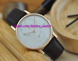 0add878f86f Luxo New Arrivals Listagem do Novo Venda QUENTE NOMOS LAMBDA Relógio de  Reserva de Energia Masculino Relógio de Prata Caso Pulseira De Couro de  Quartzo ...