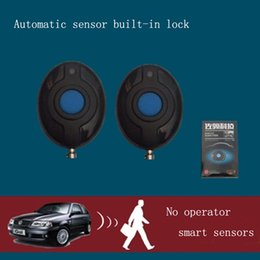 Wholesale Starter Scooter - Hot Remote Car Alarm Start Stop System Scooter Control Starline a91 Covers Smart Lock Keyless Entry Security System Kit