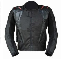 Wholesale Motorcycle Jackets Oxford - wholesale price Oxford cloth windproof fast dry Motorcycle hump jacket AL010 motorcycle suit winter clothes AL-010