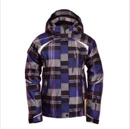 Wholesale Female Ski Jackets - 2016 winter new Women's Waterproof Windbreaker Jacket Outdoor wear Softshell Jacket Winter Cotton Female Snowboard Jacket Coat on Sales