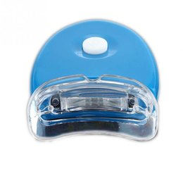 Wholesale Mini Teeth Whitening Lights - Mini Cool Dental Teeth Whitening Light LED Bleaching Tooth Laser Machine Dental Care