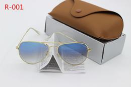 Wholesale korea sunglasses - 2017 fashion new gradient sunglasses Europe and the United States South Korea men and women big box toad driving mirror retro classic sungla