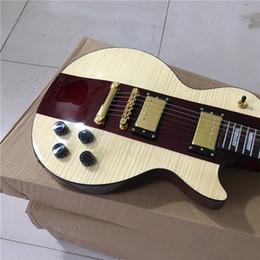 Canada La nouvelle guitare électrique originale fournit la livraison EMS, peut être personnalisée selon les exigences Offre