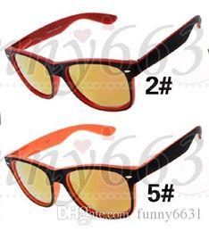 Wholesale Moto Coat - 10pcs Coating Sunglass Moto Sunglasses Driving Sun Glasses Men Women Brand Designer Sports Eye wear Oculos New Brand Sunglasses free ship