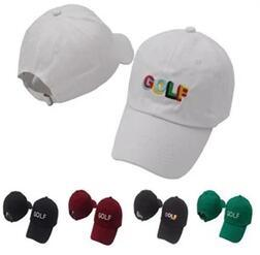 43f188fd5c38 Tyler The Creator Golf Hat - Black Dad hat Snapback baseball Cap Wang Cross  T-shirt Earl Odd Future Casquette bone Nostalgia Wave Hat