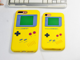 Wholesale Iphone Game Silicone Case - for iPhone7 phone case Bigbang GD game boy phone case for iphone 7 free shipping