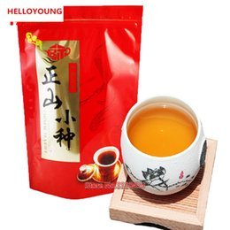 Wholesale Chinese Classes - C-HC030 Top Class Lapsang Souchong 250g without smoke Wuyi Organic Black Tea Warm Stomach, The Chinese Green Food keemun Black Tea
