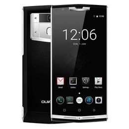 Wholesale Banks English - Original Oukitel K10000 Pro 4G 10000mAh MTK6750T Octa Core With Power Bank 5.5inch FHD 3GB+32GB 13MP Fingerprint SmartPhone