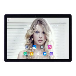 Wholesale Tablet 32 - Wholesale- 2017 New 10 inch 3G 4G LTE tablet Octa core 1920*1200 IPS HD 5.0MP 4GB 32 64GB Android 6.0 Bluetooth GPS tablet 10 10.1 + Gifts