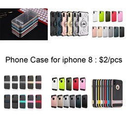 Wholesale Top Quality Note Cases - 2017 Note 8 Phone Case For Iphone 8 Phone Cases In Stock Ship Dhl Freely Fast With Top Quality