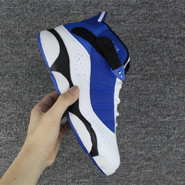 Wholesale Leather Rings - Discount Six 6 Rings XI Bred Sports Shoes Limited Basketball Shoes On Discount Sale Sports Training Boots Athletics Mens Sneakers footwears