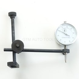 Wholesale Hammer Wrenches - VW387 DIAL INDICATOR HOLDER(WITH DIAL GAUGE- 0-10MM, 0.01MM)