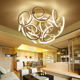 Led Art Ceiling Lamp After The Modern Living Room Lights Bedroom Study  Lighting Atmosphere Atmosphere Of The Nordic IKEA Creative Lighting. From  ...
