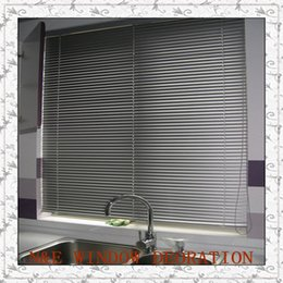 Wholesale Cheap Cost - Wholesale-window cheap aluminum blinds for Living room kichen room and bedroom blinds with Free shipping cost