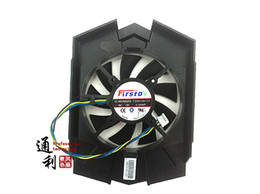Wholesale Line Processor - New original sapphire FD8015U12S 12V 0.50A 4 line graphics cooling fan
