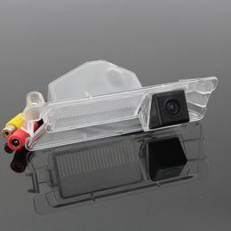 2019 coches nissan micra Para la cámara de visión trasera del automóvil Nissan Micra / Copia de seguridad de estacionamiento Cámara HD CCD Visión nocturna 01 coches nissan micra baratos