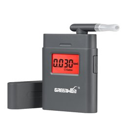 Wholesale Alcohol Safety - Fashion high accuracy mini Alcohol Tester,breathalyzer ,alcometer ,Alcotest remind driver safety in roadway diagnostic tool