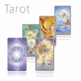 Wholesale Play Version - Wholesale- 2017 new Full English version shadowscapes tarot Cards best quality board game playing cards for party cards game