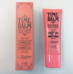 Wholesale Pore Balm - Wholesale- New Arrival Face Makeup Primer Invisible Pore Cover Face Primer to Minimize Concealer Liquid balm free shipping