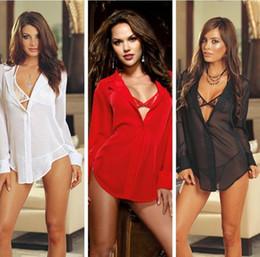 Argentina Mujeres eróticas Navidad lencería sexy Glam completo de encaje Boudoir ropa de dormir transparente Venta caliente Sexo ver a través de la ropa de dormir Q19 Suministro