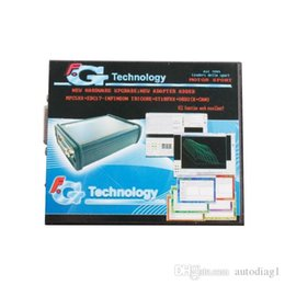 Wholesale Galletto Usb - NEW FGTech Galletto 2-Master EOBD2 New Add BDM Function V2012 with Multi Languages Free Shipping