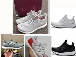 Wholesale Cheap Soft Elastic - Ultra Boost Multicolor 2.0 Shoes Hot Sale Sports Mens and Womens Sneakers Soft Walking Shoes Discount Cheap Causal Shoes Sneakers