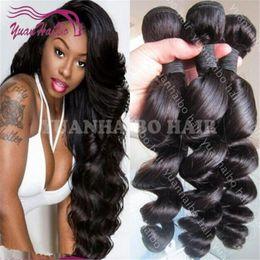 Wholesale Cheap Virgin Hair Free Shipping - 8a quality 1b malaysian virgin hair bouncy curly 3pcs 100 cheap human hair extension free shipping