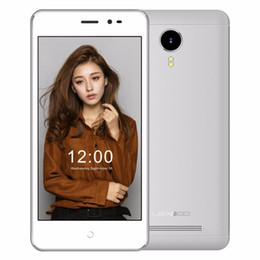 Wholesale Radio Auto Android - LEAGOO Z5lte Smartphone 1GBRAM 8GBROM Quad Core 4g Cellphone MTK6735 Dual Camera Auto focus Flashlight Mobliephone 2017 New Arrival