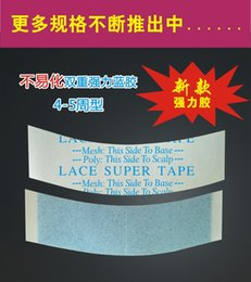 Wholesale Walker Tape - 4-5 Weeks USA Walker Super high quality strong double tape for toupees wigs hair adhesive wig adhesive tape 36 pieces per bag
