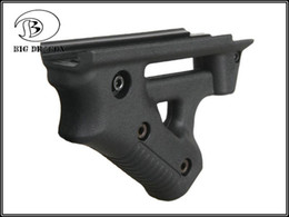 Wholesale Airsoft Rails - New Tactical Foregrip Striker grip Airsoft Rail Mounts Grips Black