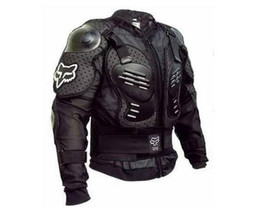 Wholesale Motorcycle Jackets Body Armour - Free Shipping Flexible!!!Full Body Armor Motorcycle Jacket Spine Chest racing cycling biker armour Armor Motocross protector