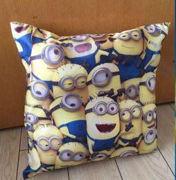 Wholesale Despicable Minion Inches - Despicable me minions plush pillow cushion 13 inches