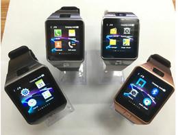 DZ09 montre à puce téléphone de surveillance Bluetooth support de téléphone mobile ventes de commerce extérieur octa core land rover téléphone ? partir de fabricateur