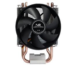 Wholesale Intel Am3 - Wholesale- cheaper, 90mm fan, 2 heatpipe, side-blown, for Intel LGA775 1150 115x, FM1 AM2 AM3 FM2, CPU cooler, CoolerBoss CAH-209-03