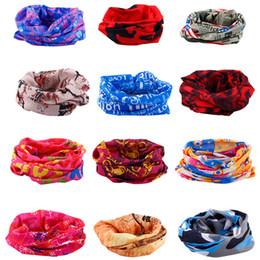 Wholesale Wholesale Sun Screen - hot selling outdoor sport headwears magic scarf multifunctional head band ,cap neck gaiter sun-screening scarf protective mask