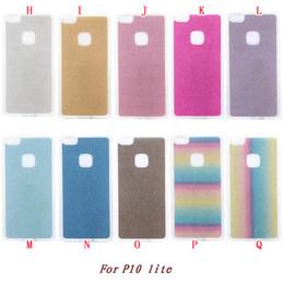 Caja del teléfono g9 online-Bling Glitter TPU funda suave para Huawei P10 Plus Lite LG G6 Huawei Nova Plus Maimang 5 G9 Plus colorido chispa cubierta de la piel del teléfono celular 100pcs