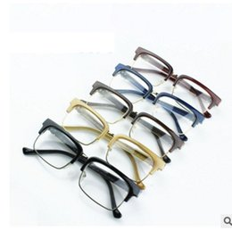 Wholesale Spectacle Frames Lady - Brand Design Eyewear Frames eye glasses frames for Women Men Male Eyeglasses Ladies Eyeglass Plain spectacle frame