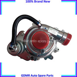 Assorbimento del turbocompressore online-Compressore turbina CT16 1720130120 17201-30120 turbo per toyota Motore diesel Hiace HiLux 2.5L D4D 2KD 2KD-FTV