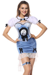 Wholesale Sexy Adult Babydoll - Sexy Lace Cheongsam Chinese Style babydoll Costume Women Adult Halloween Cosplay Party Fancy Dress S077885 SIZE SMLXLXXL