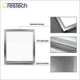Sinken beleuchtung online-LED-Panel leuchtet Innenbeleuchtung Aluminiumgehäuse großen Kühlkörper LED Lampe Deckenbeleuchtung Home Office Lampe
