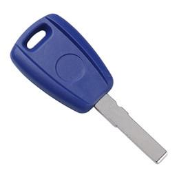 Wholesale Fiat Punto - Replacement Flip Key Shell Fit For Fiat Punto Doblo Bravo Remote Case Refit auto Parts Flip Car Key Cover Replacement