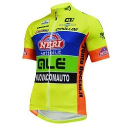 Wholesale Outdoor Short Clothing - 2017 Hot Ale Cycling Jersey man's Short Sleeve Bicycle Cycling Clothing Bike Wear Shirts Outdoor Maillot Ciclismo Mtb E0801