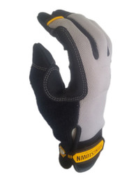 Wholesale Glove Kevlar - Highest Quality Extra Durable Puncture Resistance Non-slip And ANSI Cut Level 3 General Utility Lined with KEVLAR Gloves