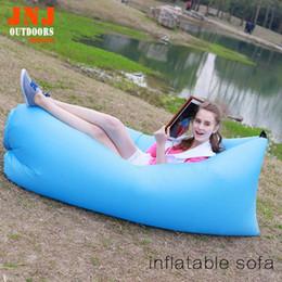 classic fit 8c71e 2bb02 Großhandels-FREIES VERSCHIFFEN schnell aufblasbares Sofa-Qualitäts-im  Freienschlaf-Entspannungs-Luft-Sofa-buntes wasserdichtes faltendes  aufblasbares Sofa