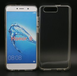 Wholesale Gel Mate - For Huawei Mate 10 P8 lite 2017 Y6 II Y5 II Y3 II Honor 6X V9 Play Honor Magic Soft TPU Gel Clear Transparent Case High Quality Phone Cover