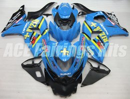 Wholesale Rizla K9 - New ABS Fairing kits For SUZUKI GSX R1000 GSXR1000 09 10 11 12 13 14 15 16 K9 GSXR-1000 GSXR 1000 2009 2010 2011 2012 2013 14 2015 RIZLA+