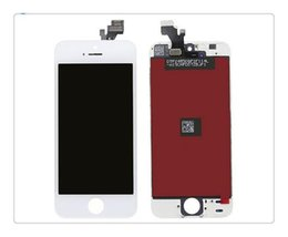 Wholesale Iphone 5s China - china highscreen For iphone 5S 5c 5G lcd display Touch Screen Digitizer Assembly Replacement +AAA LCD+Camera,free DHL