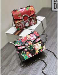 Wholesale Plum Clutch Bags - New Fashion Chain women leather handbags women's bag shoulder bags women messenger bags small Bag clutch Bolsa Feminina