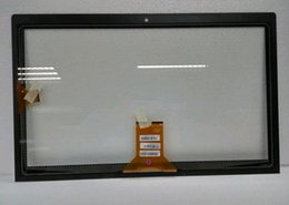 Wholesale One Touch Pc - Original New All in One PC Front Glass Panel with Touch Screen Fit For Lenovo B50-30 23.8inch